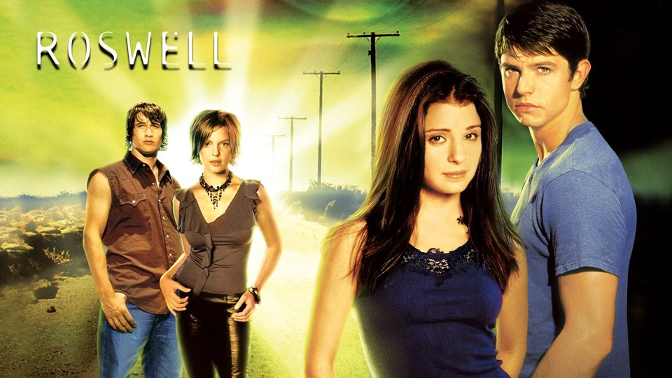 Roswell - The WB