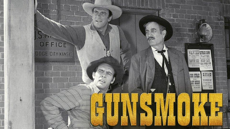 Gunsmoke - CBS