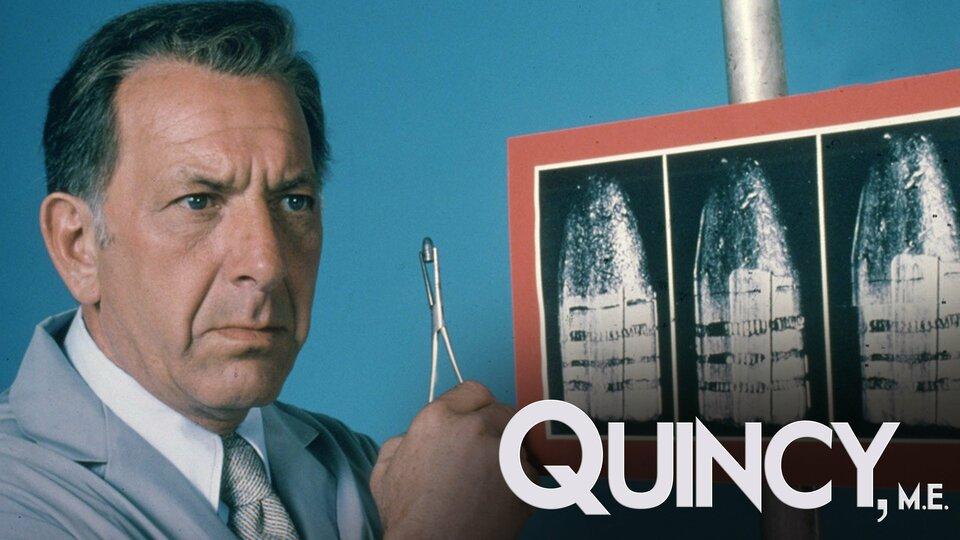 Quincy, M.E. - NBC