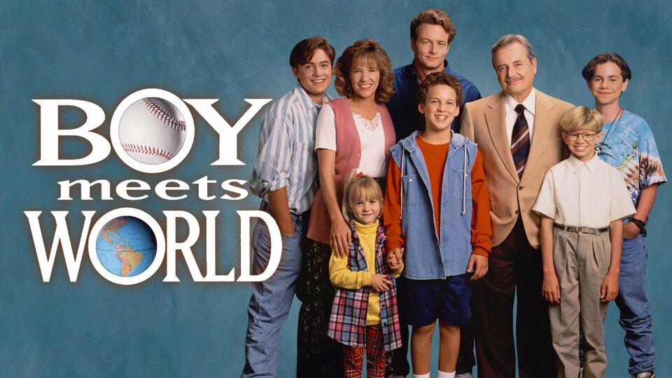Boy Meets World - Disney Channel