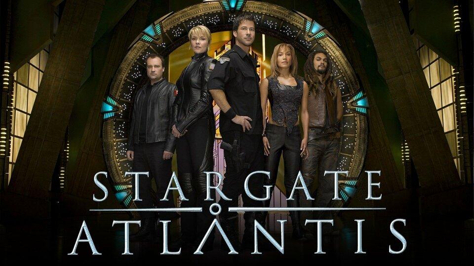 Stargate Atlantis - Syfy