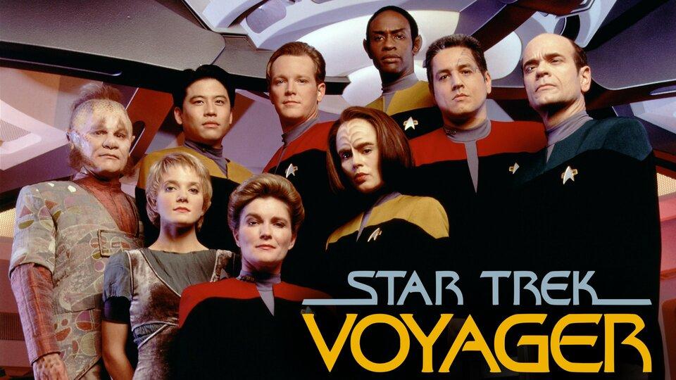 Star Trek: Voyager - UPN
