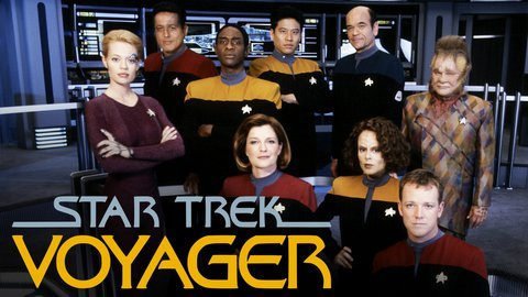 Star Trek: Voyager (UPN)