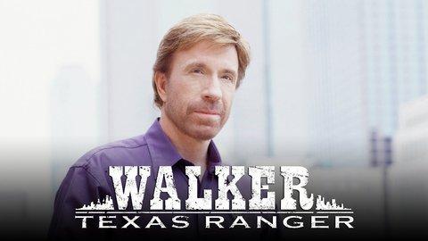 Walker, Texas Ranger (CBS)