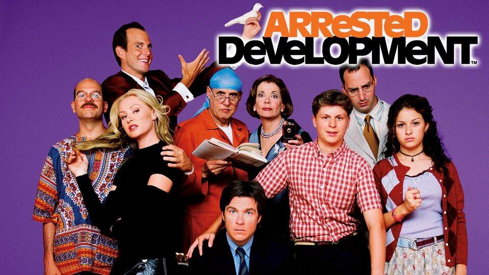 Arrested Development - Netflix