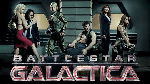 Battlestar Galactica - USA Network
