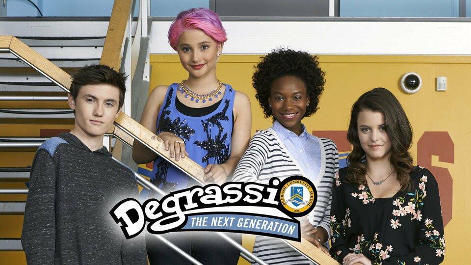 Degrassi: The Next Generation - Nickelodeon