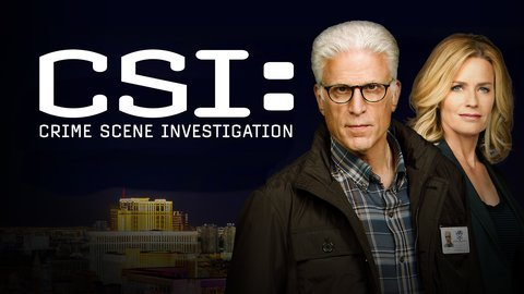 CSI: Crime Scene Investigation - CBS