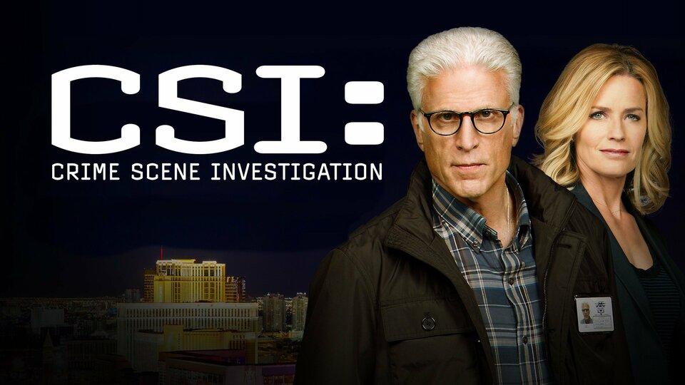 CSI: Crime Scene Investigation - CBS