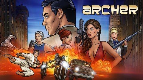 Archer - FXX