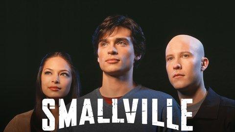 Smallville Key Art