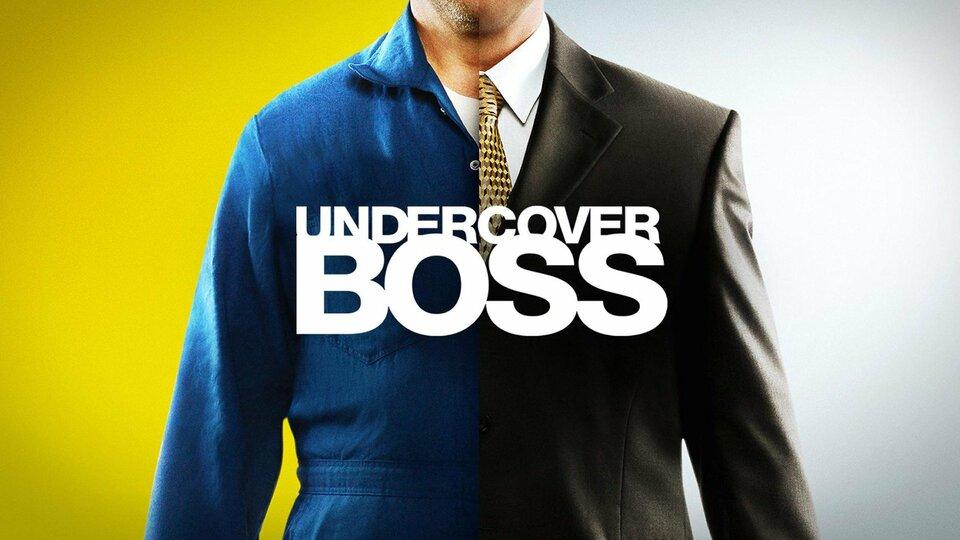 Undercover Boss - CBS