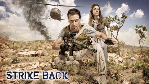Strike Back - Cinemax