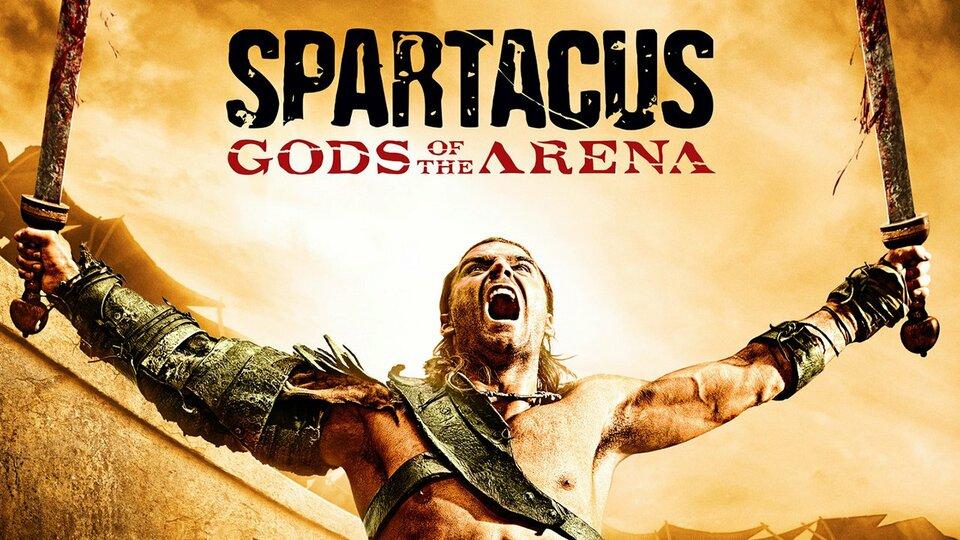 Spartacus: Gods of the Arena - Starz