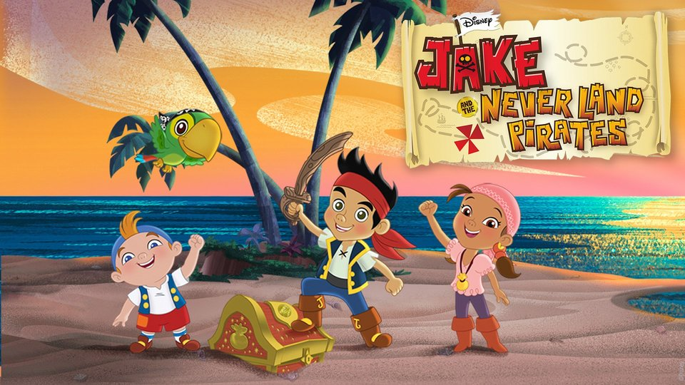 Jake and the Never Land Pirates - Disney Channel