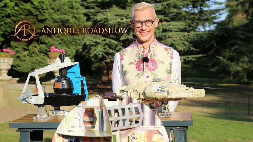 Antiques Roadshow: Celebrity Edition - PBS
