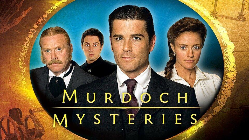Murdoch Mysteries - Ovation
