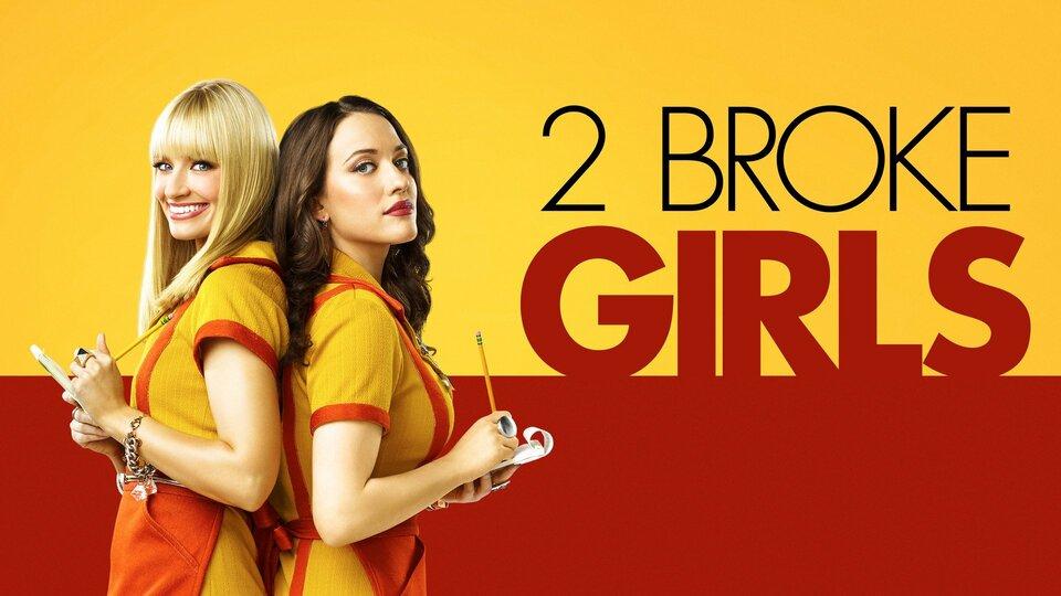 2 Broke Girls - CBS