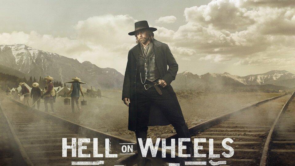 Hell on Wheels - AMC