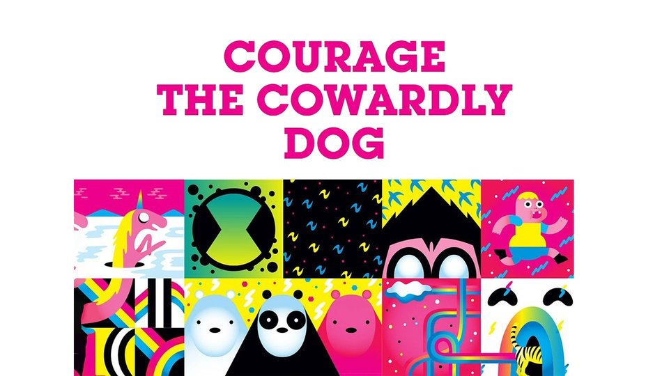Courage the Cowardly Dog - Cartoon Network