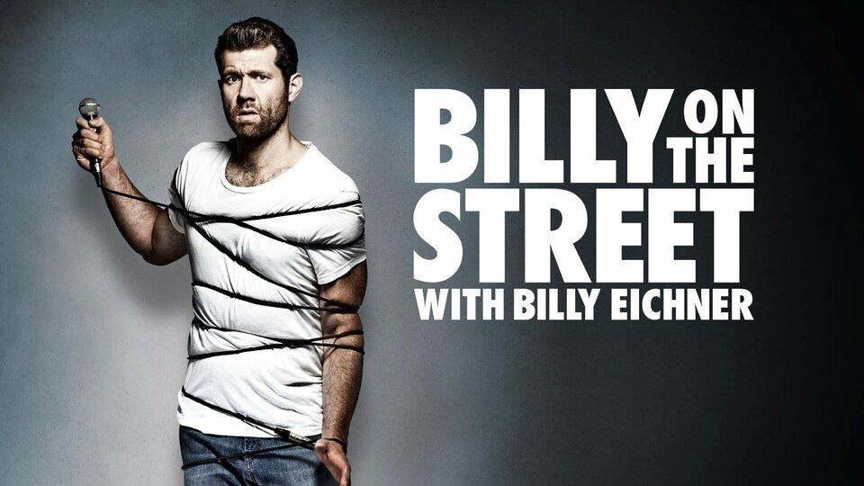 Billy on the Street - truTV