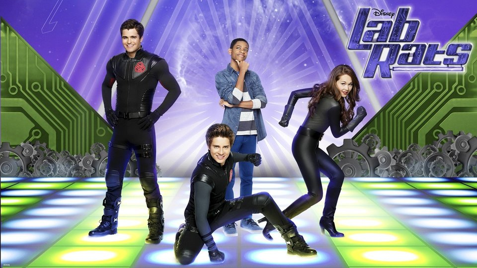 Lab Rats - Disney Channel