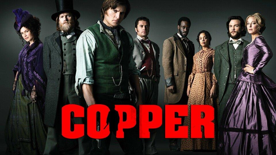 Copper - BBC America