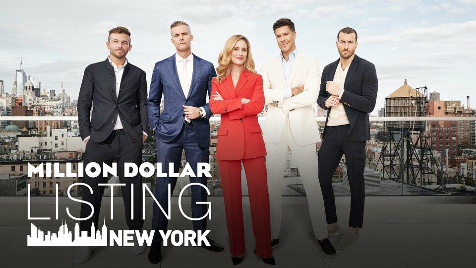 Million Dollar Listing New York - Bravo