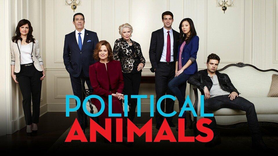 Political Animals - USA Network