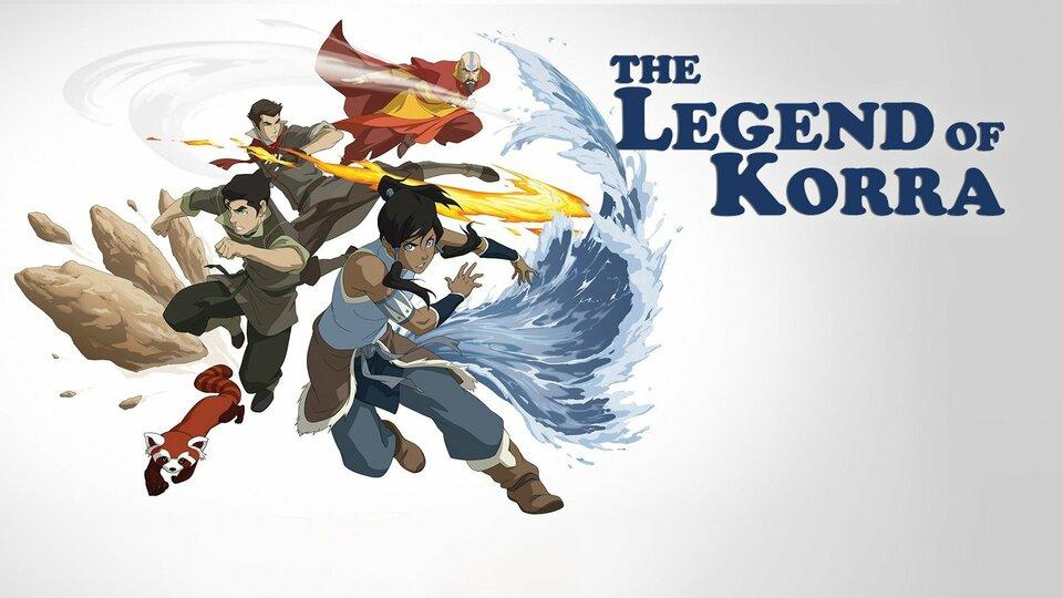 The Legend of Korra (Nickelodeon)