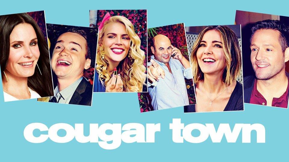 Cougar Town - ABC