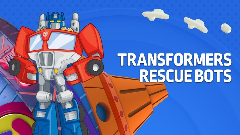 Transformers Rescue Bots (Discovery Family)