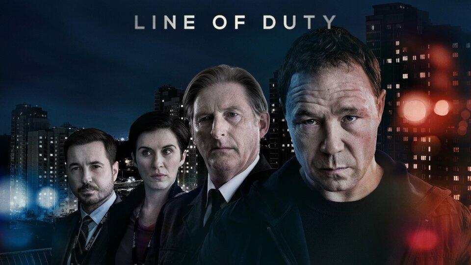 Line of Duty - Acorn TV