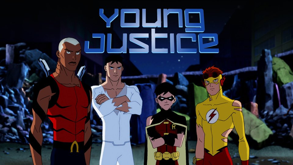 Young Justice - Cartoon Network