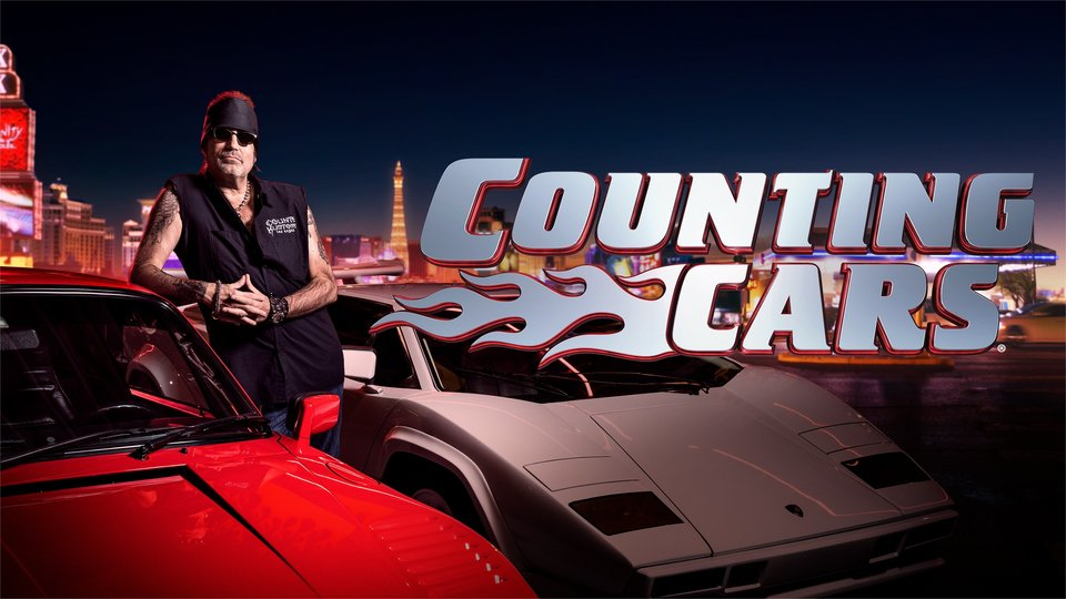 Counting Cars - History Channel