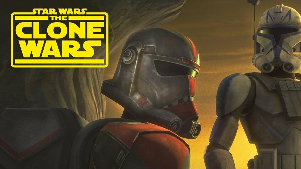 Star Wars: The Clone Wars - Cartoon Network