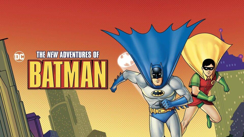 The New Adventures of Batman - CBS