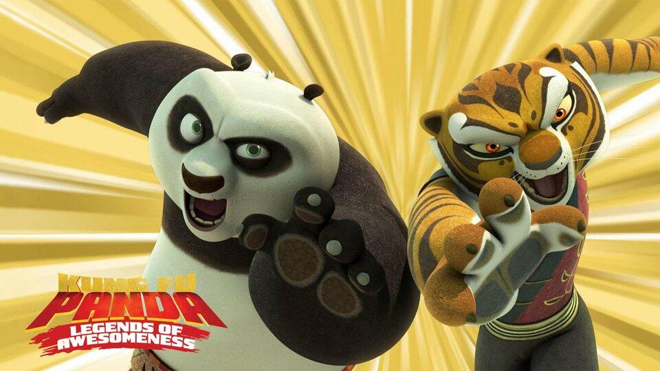 Kung Fu Panda: Legends of Awesomeness - Nickelodeon
