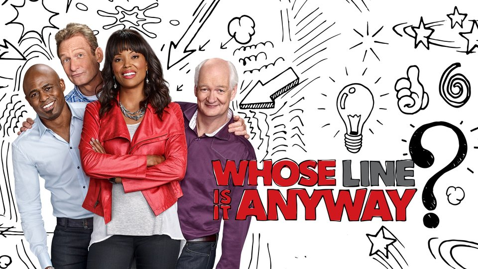 Whose Line Is It Anyway? - The CW