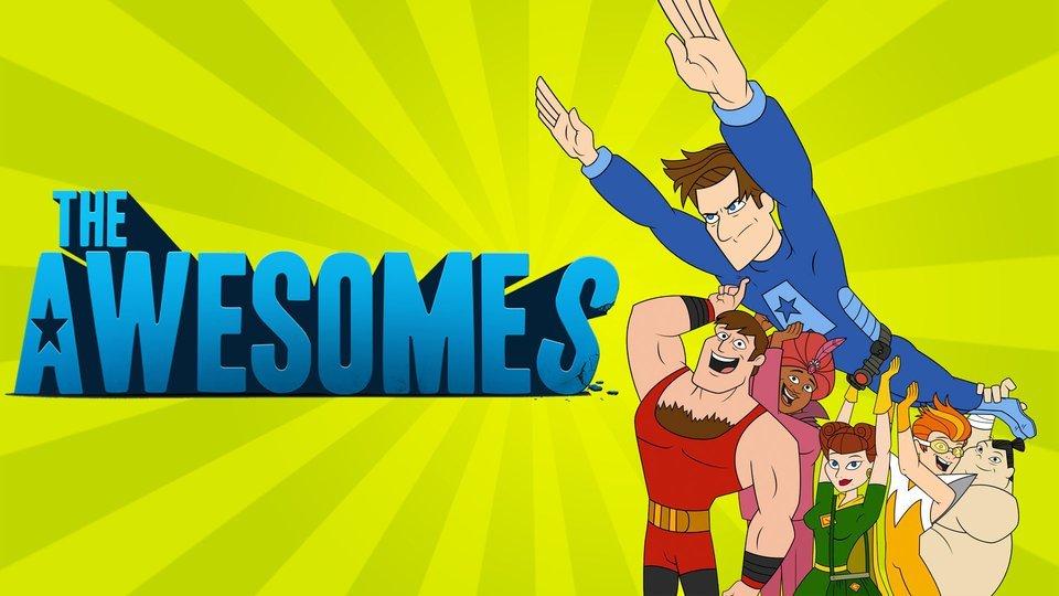 The Awesomes - Hulu