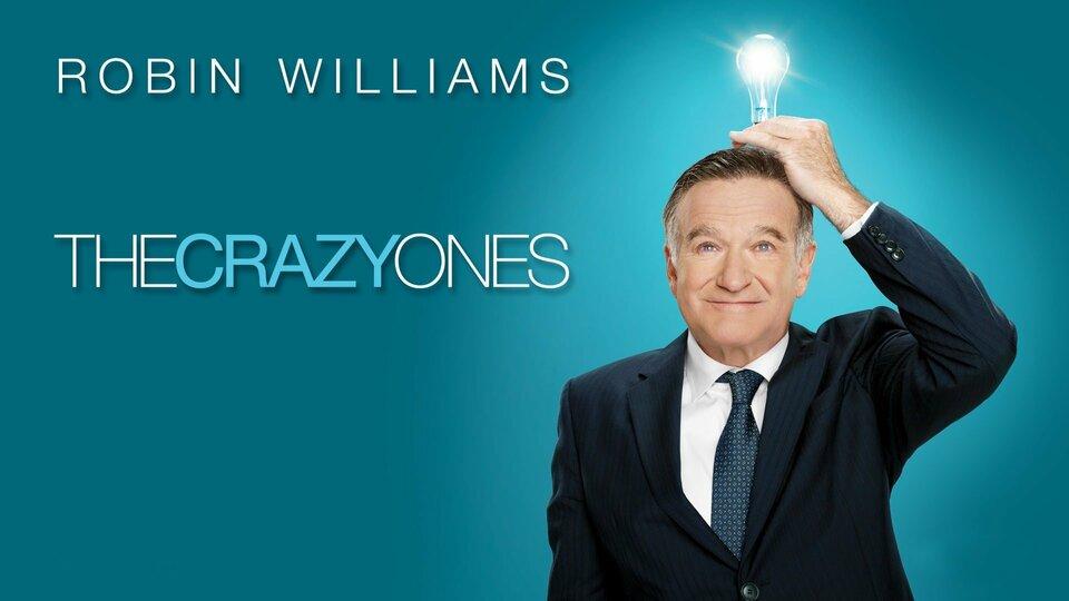 The Crazy Ones - CBS